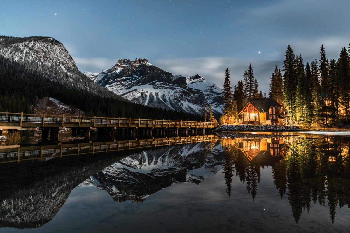 Emerald Lake at Night Kristen Ryan Photography -001