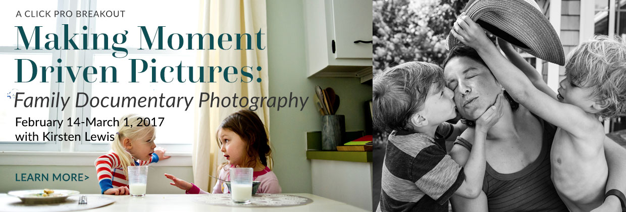 Learn about the Breakout : Making Moment Driven Pictures